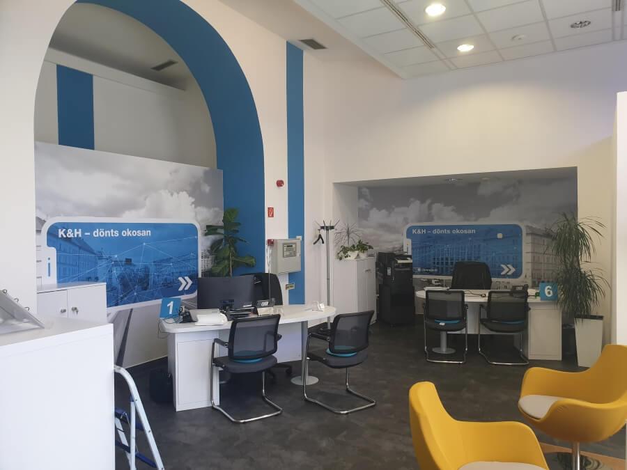 Falfólia - K&H Bank