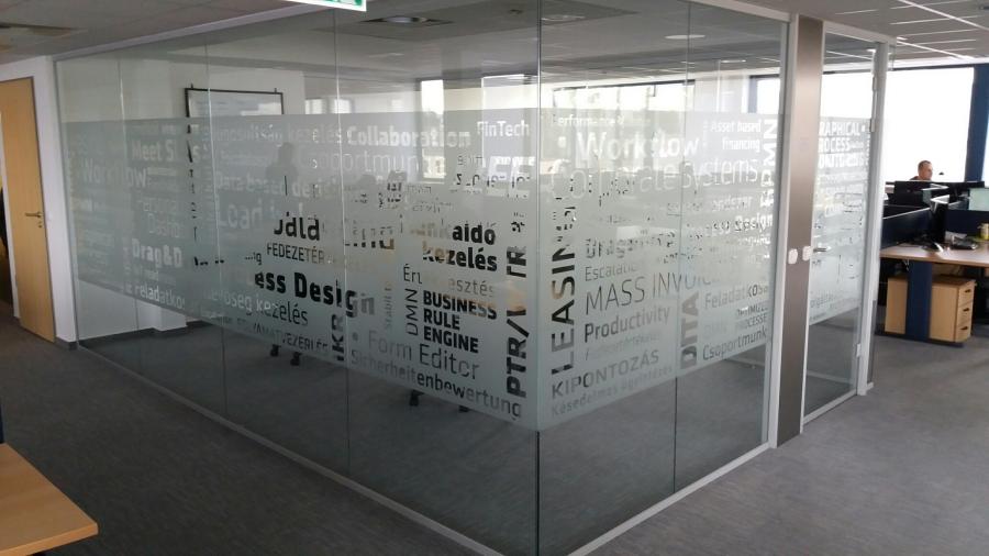Advisesoft üvegfólia