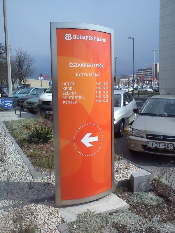 Totem - Budapest Bank