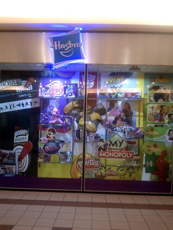 Kirakat dekoráció - Hasbro