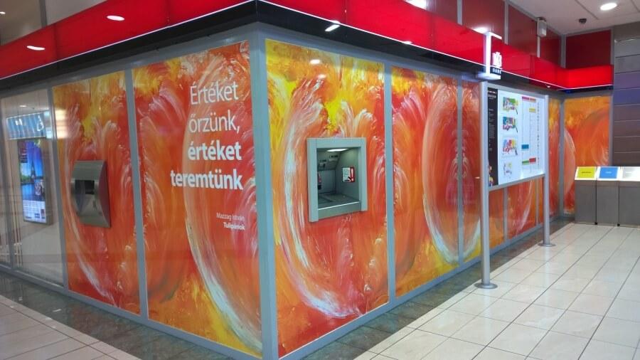 Portál fólia - MKB Bank