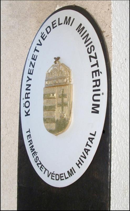 Címer - Környezetvédelmi Minisztérium