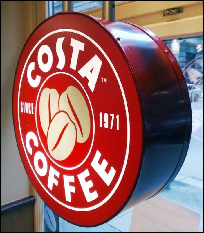 Cégér - Costa